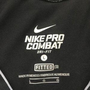Nike Tops - NIKE Running / Gym Pro Combat Shirt Size L